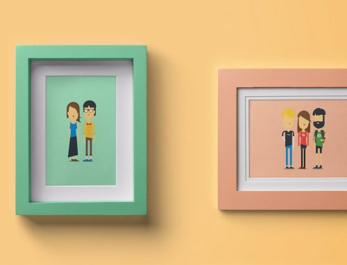 FLAT PICTURE FRAMES